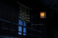 南木曽町妻籠宿にて - 野沢温泉とその周辺いろいろ2