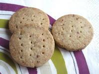 <イギリス菓子・レシピ> クルミのショートブレッド【Walnut Shortbread】 - イギリスの食、イギリスの料理&菓子