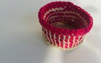 アフガン針を使ってみました - あけび Handmade