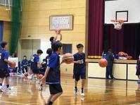 20181118_練習試合 - 日出ミニバスケットボール