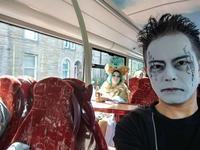 エジンバラでのバス通勤(?) - WE are KASO JOGI 私たちは仮想定規です