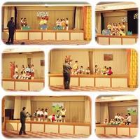 劇の会予行:2組 - ひのくま幼稚園のブログ