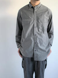 OUTILCHEMISIER HYERES / GRAY - 『Bumpkins putting on airs』