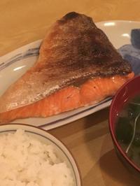 おいしい焼鮭〜新橋美味しいもの - 素敵なモノみつけた~☆