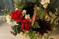 異動のお祝いの花 - 北赤羽花屋ソレイユの日々の花