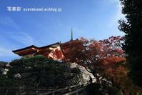 東山を行く - 写楽彩
