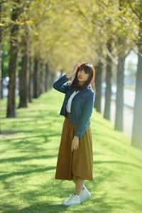 加藤凪海さん Ver.2~Golden Harvest - 徒然なる明日へ