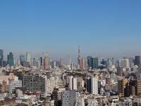 ウエスティンホテル東京二日目は天気が良かった - しあわせオレンジ