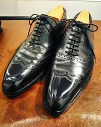 【J.M.WESTON】ロングノーズのウェストン、ハイシャイン - Shoe Care & Shoe Order 「FANS.浅草本店」M.Mowbray Shop