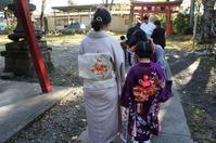 七五三&胃腸炎 - のんびり 子育てと日本語と