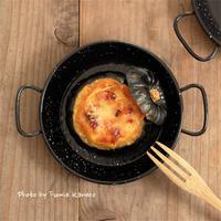 まるごとかぼちゃグラタン - ふみえ食堂  - a table to be full of happiness -