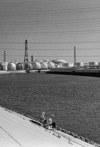 平成最後の秋を満喫する釣り人 - Film&Gasoline