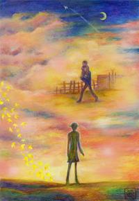 ゆうぐれシネマ - 風樹裕の雲のキャンバス