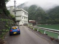 018.09.26 長瀬ダム カプチーノ車中泊の旅最終編18 - ジムニーとピカソ(カプチーノ、A4とスカルペル)で旅に出よう