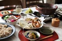 天ぷら蕎麦鍋 - 登志子のキッチン