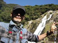 雄大な風景大川の滝 - スポック艦長のPhoto Diary