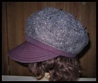 サイズ小さな帽子 - ひだまり●●●陽のあたる場所みつけました