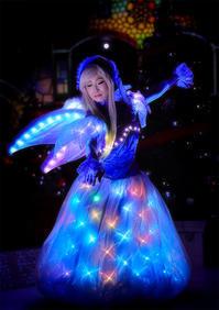 青の妖精 - から元気らくがき帳