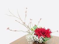 シンプルに華やかに☆ - Flower Days ~yucco*のフラワーレッスン&プリザーブドフラワー~