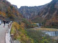 晩秋の富山・立山を訪れました。(その4:称名滝) - ご無沙汰写真館