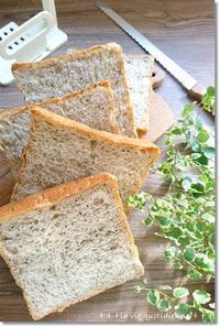 ミルクティ角食☆パン作りは進歩してるの?と保育園での出来事 - 素敵な日々ログ+ la vie quotidienne +