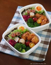 鶏むね肉のから揚げd((,,゚¬゚,,))♪ - **  mana's Kitchen **