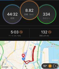 大阪マラソン最後のポイント練習 - My ブログ