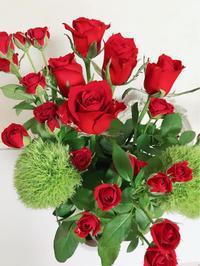 薔薇の花束 - Emotion Blog