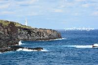 サタドー灯台 - 三宅島風景