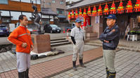 賽の神祭りの茅刈りをしました - 浦佐地域づくり協議会のブログ