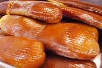 日本の三大珍味カラスミ完成 - ハレの日は椿亭の料理でおもてなし   公式weblog