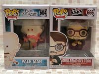 Pop Guillermo Del Toro+Pan's Labyrinth Pale Man到着 - ギレルモ・デル・トロの部屋