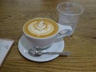 VERVE COFFEEさんでホットラテ - *のんびりLife*
