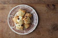 クリームチーズスコーン - Nasukon Pantry