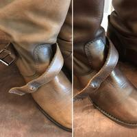 【Before/After】ブーツケアAfter③染め - Shoe Care & Shoe Order 「FANS.浅草本店」M.Mowbray Shop