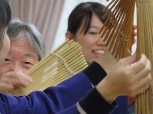 積極的な提案が、〔京都府福知山市〕 - 伝統芸能旅日記