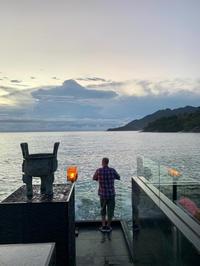 幻想的なレストラン - bluecheese in Hakuba & NZ:白馬とNZでの暮らし