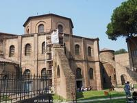 サン・ヴィターレ聖堂@ラヴェンナ - アリスのトリップ