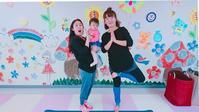 本日11/22日の親子ヨガ... - emi yoga (エミ ヨガ)始めます(^-^)
