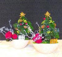 クリスマスアレンジメント - La Pousse(ラプス) フローラル