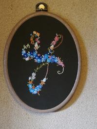 今年は刺繍にはまりました。 - Handmade でささやかな幸せのある暮らし