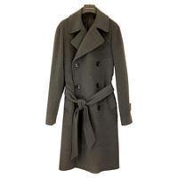 TAGLIATORE タリアトーレ ウールカシミア ダブルブレストベルテッドコート RIDLEY - 下町の洋服店 krunchの日記