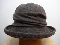 ツイストクロッシェ - 帽子店 Chapeaugraphy