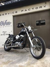 SHOVELHEAD - SHIUN CRAFT WORKS のブログ