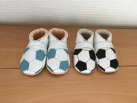 水色サッカー - jiu sandals & baby shoes