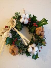 クリスマス第1号 - フラワーショップデリカの花日記