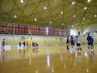 20181123_第40回 大分県小学生バスケットボール大会_初日 - 日出ミニバスケットボール