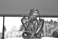 街角美術館本郷新「無辜の民シリーズ」本郷新記念札幌彫刻美術館 - ワイン好きの料理おたく 雑記帳