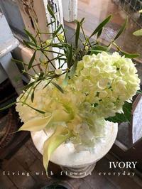 ★ 今週末11月25日(日)は 雪boloさんの天然酵母パンの日‼︎ -  Flower and cafe 花空間 ivory (アイボリー)