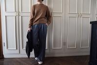 背筋の伸びるお洋服。 - acoustics2F